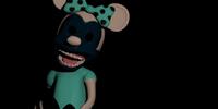 Photo-Negative Minnie