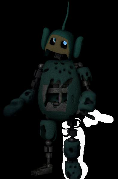 Prototype Fredsy