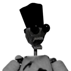 Withered Tubbyland Ghost, by Tuparman.