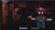 Mario in the office