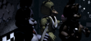 Show Stage in Five Nights at Freddy's