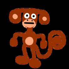 Pet Noodle Monkey