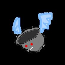 Flying pet mixing bowl