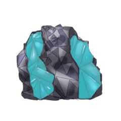 File:Raw aquamarine gem.png