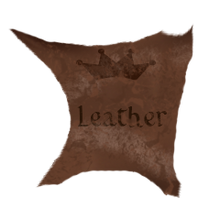 Leather chest piece recipe