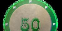 50 Casino Token