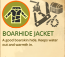 Boar Hide Jacket