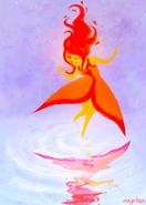 Flame princess by mintthimble-d4wvqqs