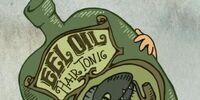 Eel Oil