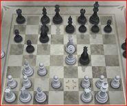 Chess 21 Qe4