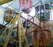 Miniature Ferris Wheel (Mangles)