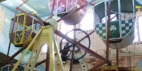 Miniature Ferris Wheel (Mangels)