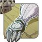 Ornate Platinum Gauntlets