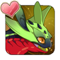 Heartred Croaker Icon