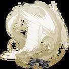 Silver steampunk scarf imp f