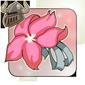Sakura corsage