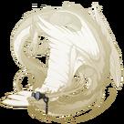 Silver steampunk goggles imp f