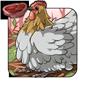 Hooded Hen