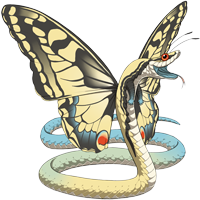 Swallowtail Buttersnake