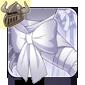 Pretty White Arm Bow