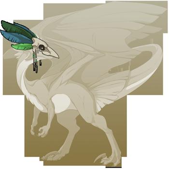 File:Green Birdskull Headdress Wildclaw M.png