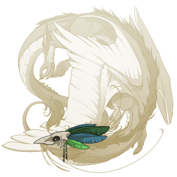 File:Green Birdskull Headdress Imperial F.png