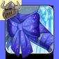 Sparkling Blue Arm Bow