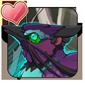 Dark-Tufted Sparrowmouse Icon