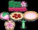 Cherry Blossom Festival Ingredients - Bakeria