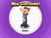 James - Papa Bakeria