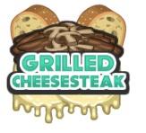 Grilled cheesesteak