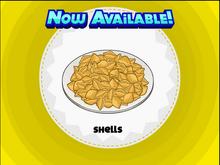Papa's Pastaria - Shells