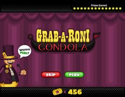 Mini Game - Grab - a - Roni - Gondola