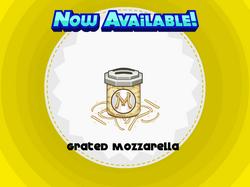 Papa's Pastaria - Grated Mozzarella