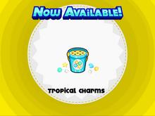 Papa's Cupcakeria - Tropical Charms