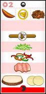 Wendy's Cheeseria Order