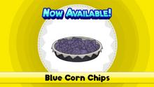 Blue Corn Chips TMTG