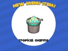 Papa's Freezeria - Tropical Charms