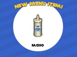 Mayo unlocked