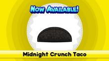 Midnight Crunch Taco TMTG
