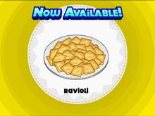 Papa's Pastaria - Ravioli
