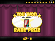 Papa's Cheeseria - Rico's Chiliworks - Prize 16 (Gold)