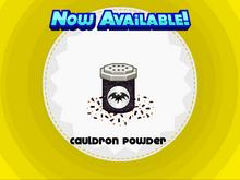 Papa's Pastaria - Cauldron Powder