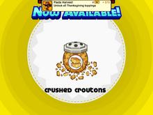 Papa's Pastaria - Crushed Croutons