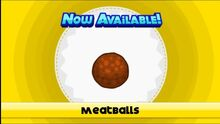 Unlocking meatballs