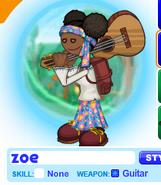 Zoe papa louie 2 again