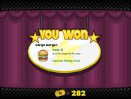 Papa's Pancakeria - Jojo's Burger Slots - Prize 14