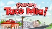 Taco Mia infobanner
