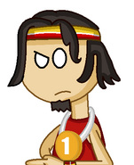 Unimpressed Kenji