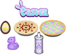 Easter Ingredients - Bakeria